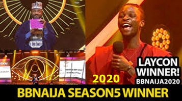 BBNAIJA 2020 Winner: Laycon Emerges Winner of BBNaija Lockdown Edition 2020