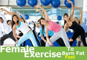 Female Exercises to Lose Weight Fast – Exercises to Help Women Loss Weight