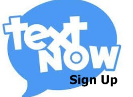 Textnow Account Sign Up- Learn How To Sign Up On Textnow App |  Textnow App Download