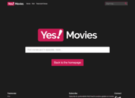 YesMovie Account Sign Up – How to Register a YesMovies Account