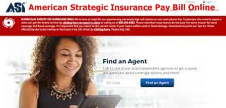 www.americanstrategic.com – American Strategic Insurance Pay Bill Online