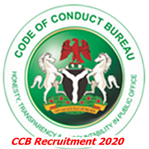 CCB Recruitment 2020 – How to Apply for Code of Conduct Bureau Recruitment