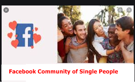 Facebook Community of Single People – A Place Of Facebook Singles Near Me