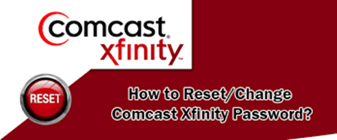 How To Change Your Comcast Email Login Username & Password
