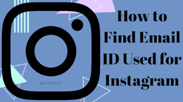 How To Find Email Address On Instagram