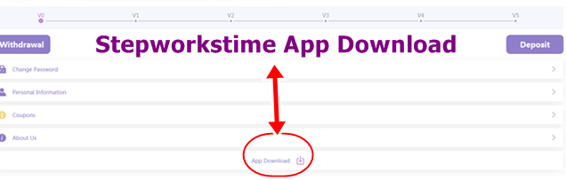 Stepworkstime App Download For Easy Access To Your Account