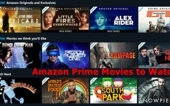 Amazon Prime Movies to Watch