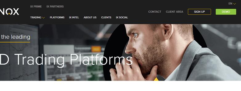 Infinox Capital Live Account Sign Up