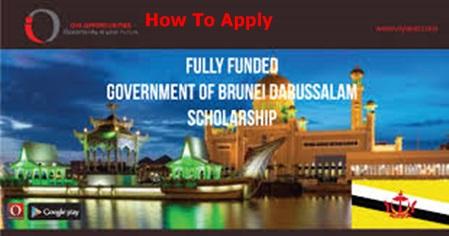 Brunei Scholarship – Apply Online For Fully Funded Brunei Scholarship with Free Visa