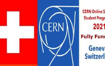 CERN Online Summer Student Program Switzerland 2021