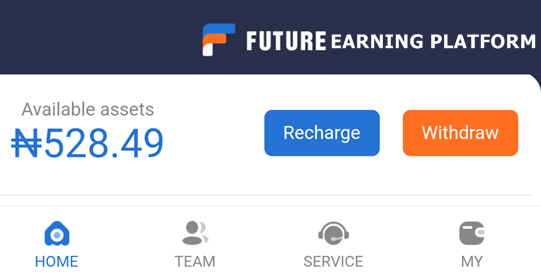 Future.com Investment Registration   How To Earn Money On Future.com Investment