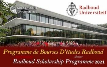 How to Apply Radboud Scholarship 2021