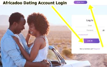 Africadoo Dating Account Login