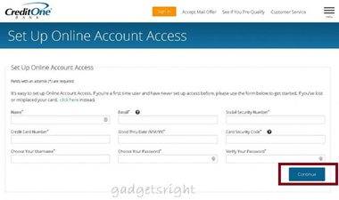 How to Apply For Credit One Bank Credit Cards