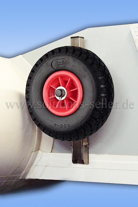Транцевые колёса для ПВХ лодок
