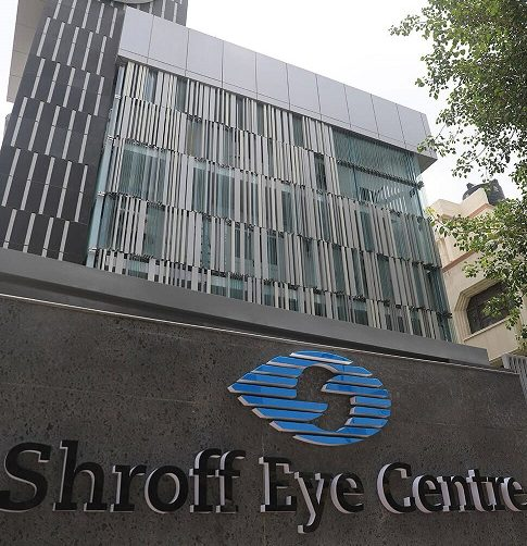 Shroff eye care Center is chain of super-specialty eye hospitals with centers in and around Delhi.