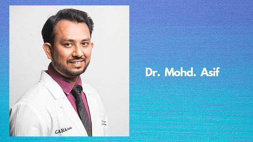 Dr. Mohd. Asif