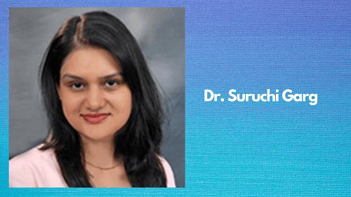 Dr. Suruchi Garg