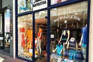 Havacoa-magasin-mode