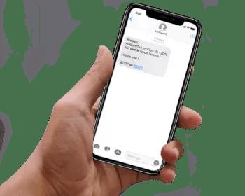 Permet d'envoyer vos SMS via le logiciel PHIMAG ou KWISATZ