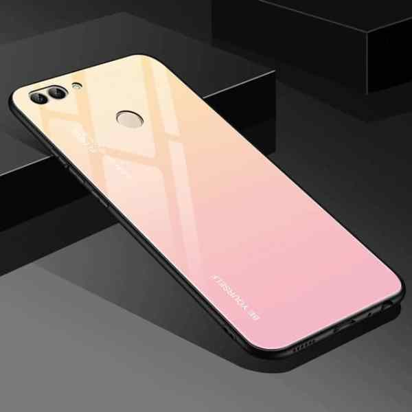 Colorful Gradient Phone Case For Huawei P20 Colour 4