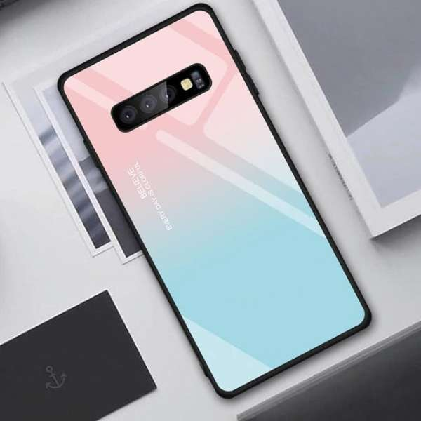 Tempered Glass Case For Samsung Galaxy Note 9