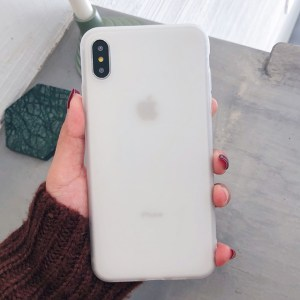 Ultra thin Solid Color Cases