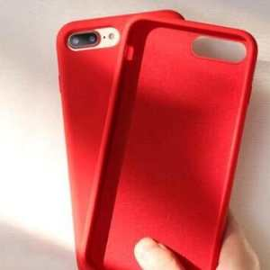 Samsung S8 Silicone TPU Phone Case Cover Red