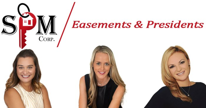 Easements and Presidents Solutions Property Management