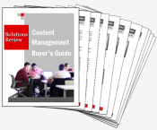 Content Management Buyers Guide
