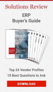 ERP Solution Buyer's Guide