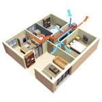 casa no gas ventilazione meccanica controllata soluzioni solari
