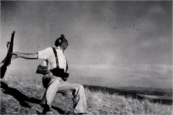 சரிந்துவிழும் போர்வீரர் - ராபர்ட் கேபா