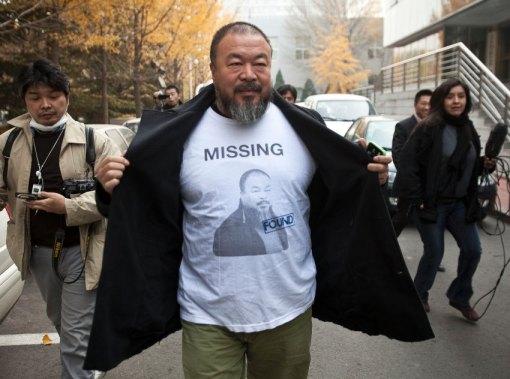 China Ai Weiwei