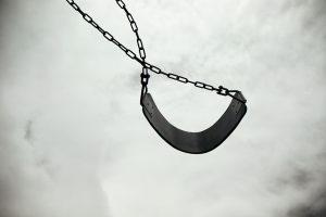 empty-swing