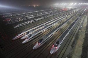 Changsha_China_worlds_Fast_longest_Commuter_high-speed_rail_Trains_Travel_line