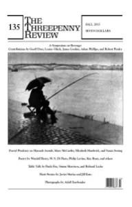 Darryl Pinckney at Threepenny Review