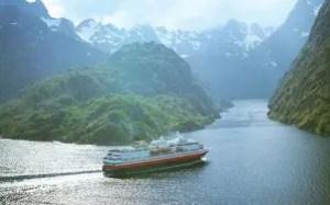 Norweigian Ship STTR