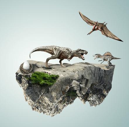 Dinosaur_World_T_rex_Jurassic_Park
