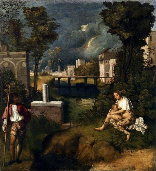 Giorgione_The_Tempest,_1506