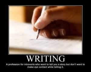introvert-writing