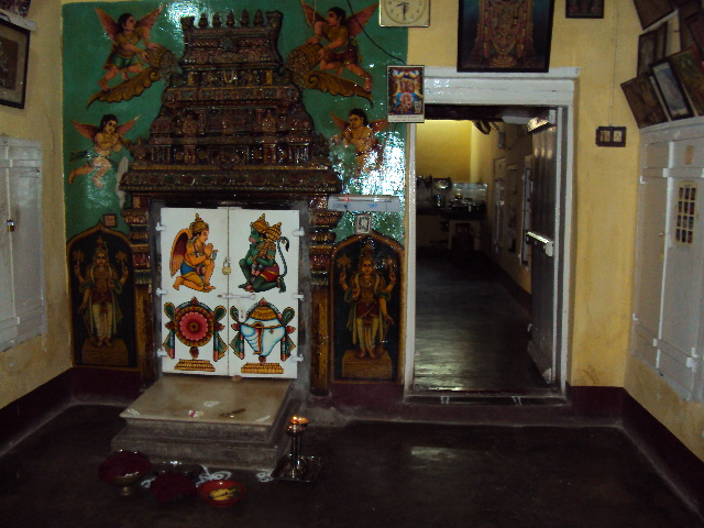 Kumudini's House Perumal Sannidhi