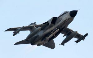 Eurofighter startet in Jagel