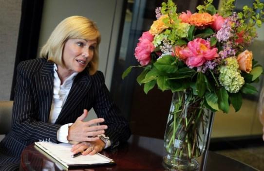 Pamela Nicholson, president and CEO of Enterprise Rent a car Alamo