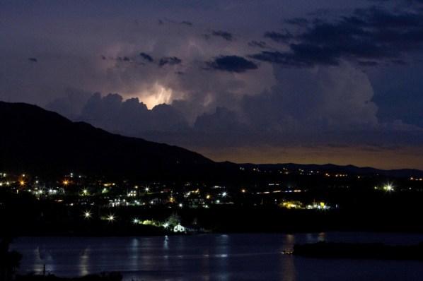 Lightning_Capilla del Monte, Cordoba