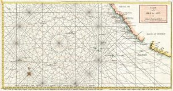 INLINE-1750_Anson_Map_of_Baja_California_and_the_Pacific_w-_Trade_Routes_from_Acapulco_to_Manila_-_Geographicus_-_MerDuSud-anson-1750