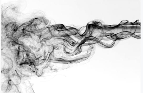 smoke_incense_ghost_black_white