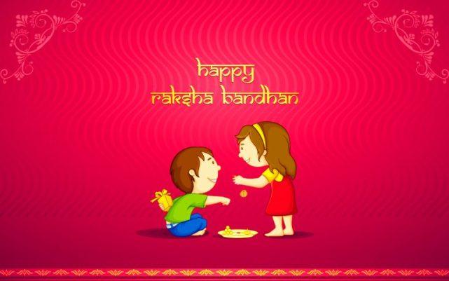 Happy Raksha Bandhan Full HD Pics