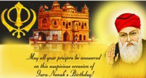 Gurunanak Jayanti Festival HD FB Profile Pics