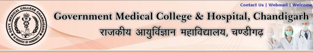 GMCH Chandigarh Senior Residents Examination 2019